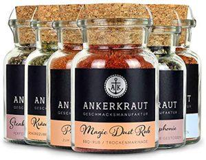 Grillgewürze von Ankerkraut