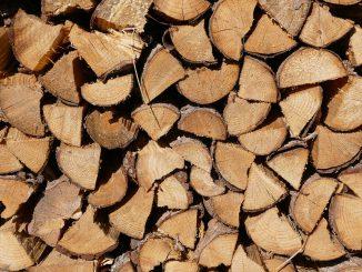 Holz zum grillen