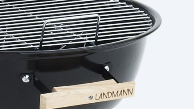 Grillrost vom Landmann Grillchef Kugelgrill