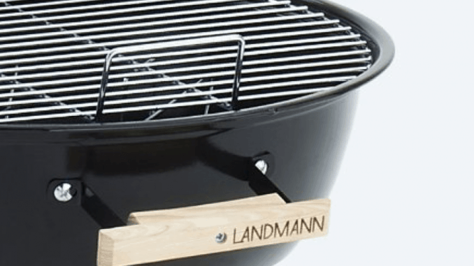 Landmann Holzkohlegrill Grillchef : Klassiker: landmann grillchef kugelgrill vorgestellt!