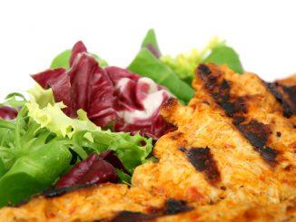 Salat als Beilage